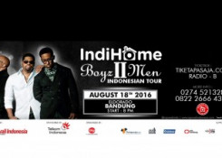 BOYZ II MEN INDONESIAN TOUR | TIKETAPASAJA.COM