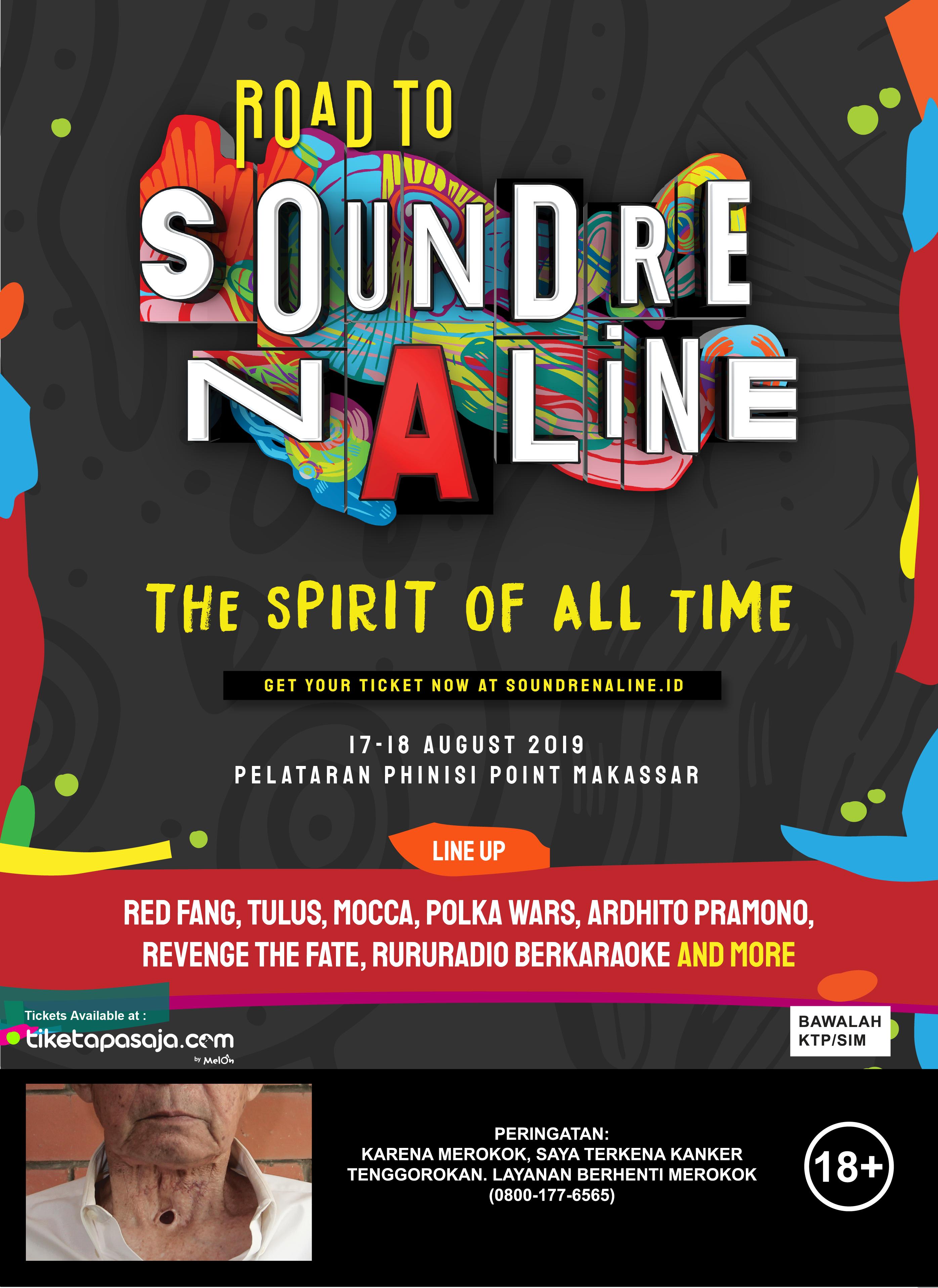 Road To Soundrenaline 2019 - MAKASSAR