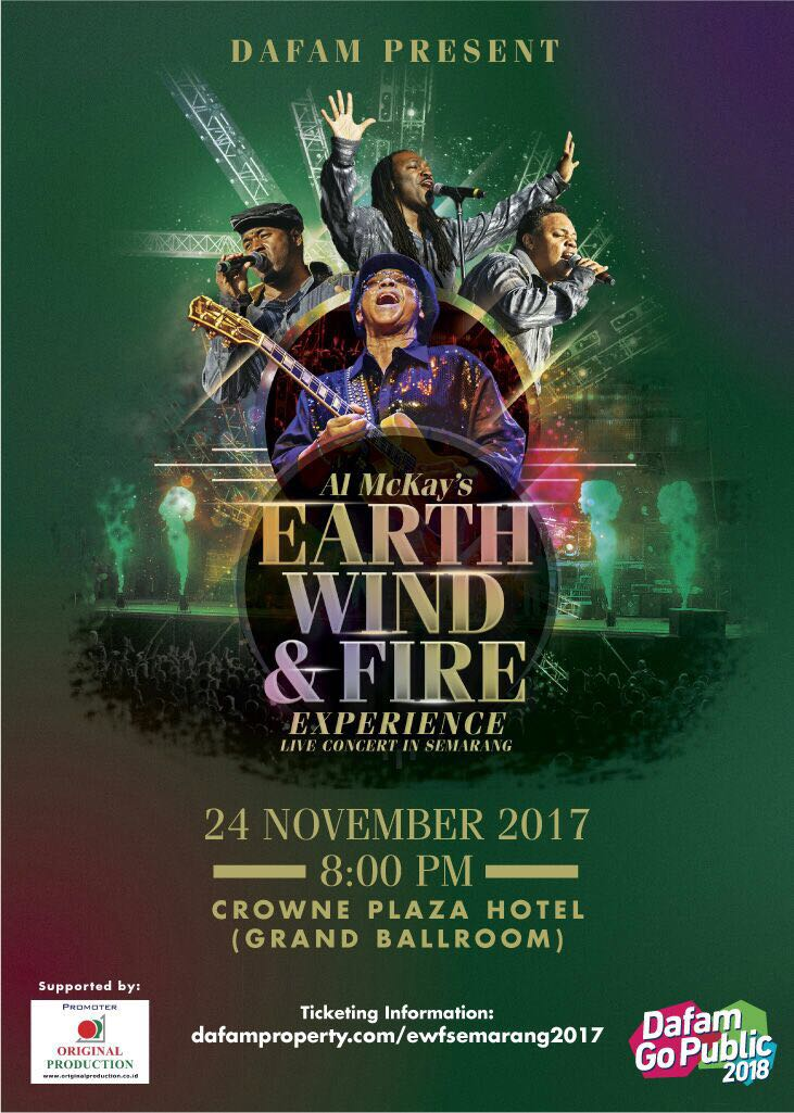 Al McKay's Earth Wind & Fire Experience