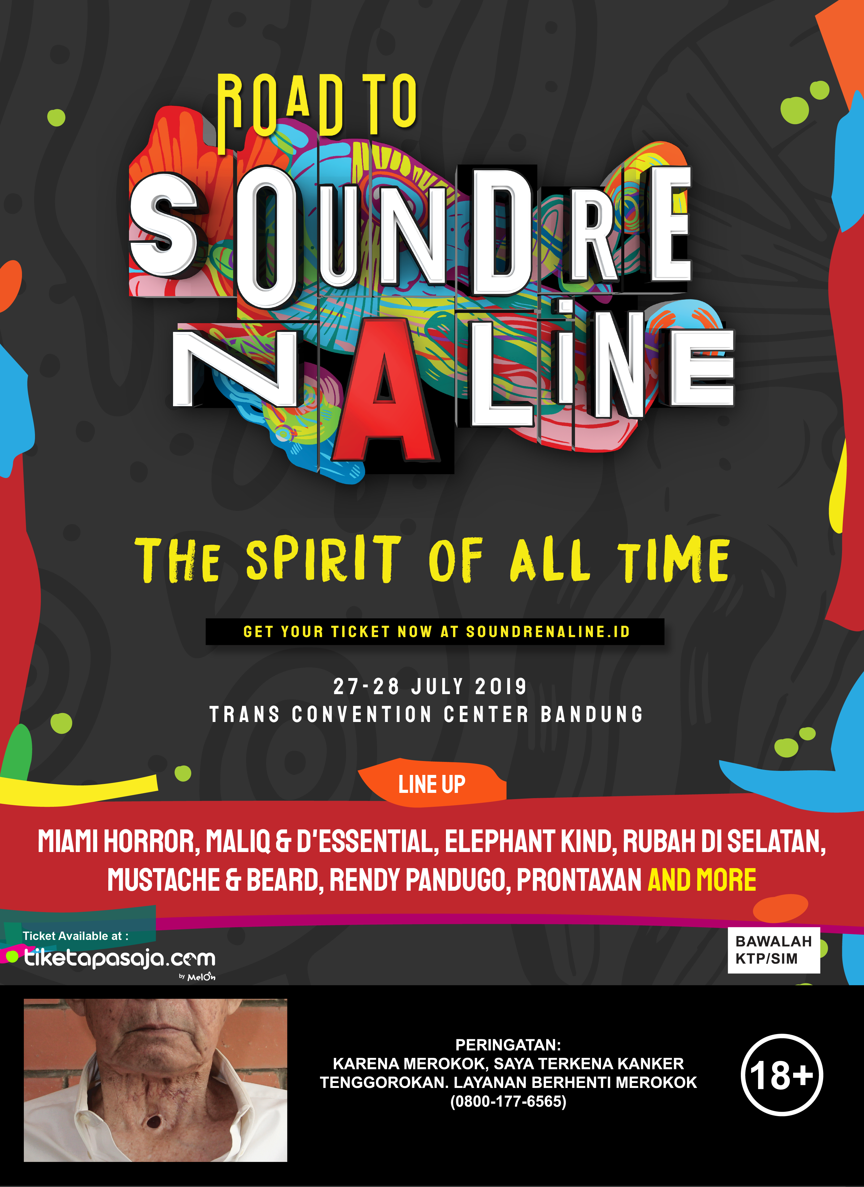 Road To Soundrenaline 2019 - BANDUNG