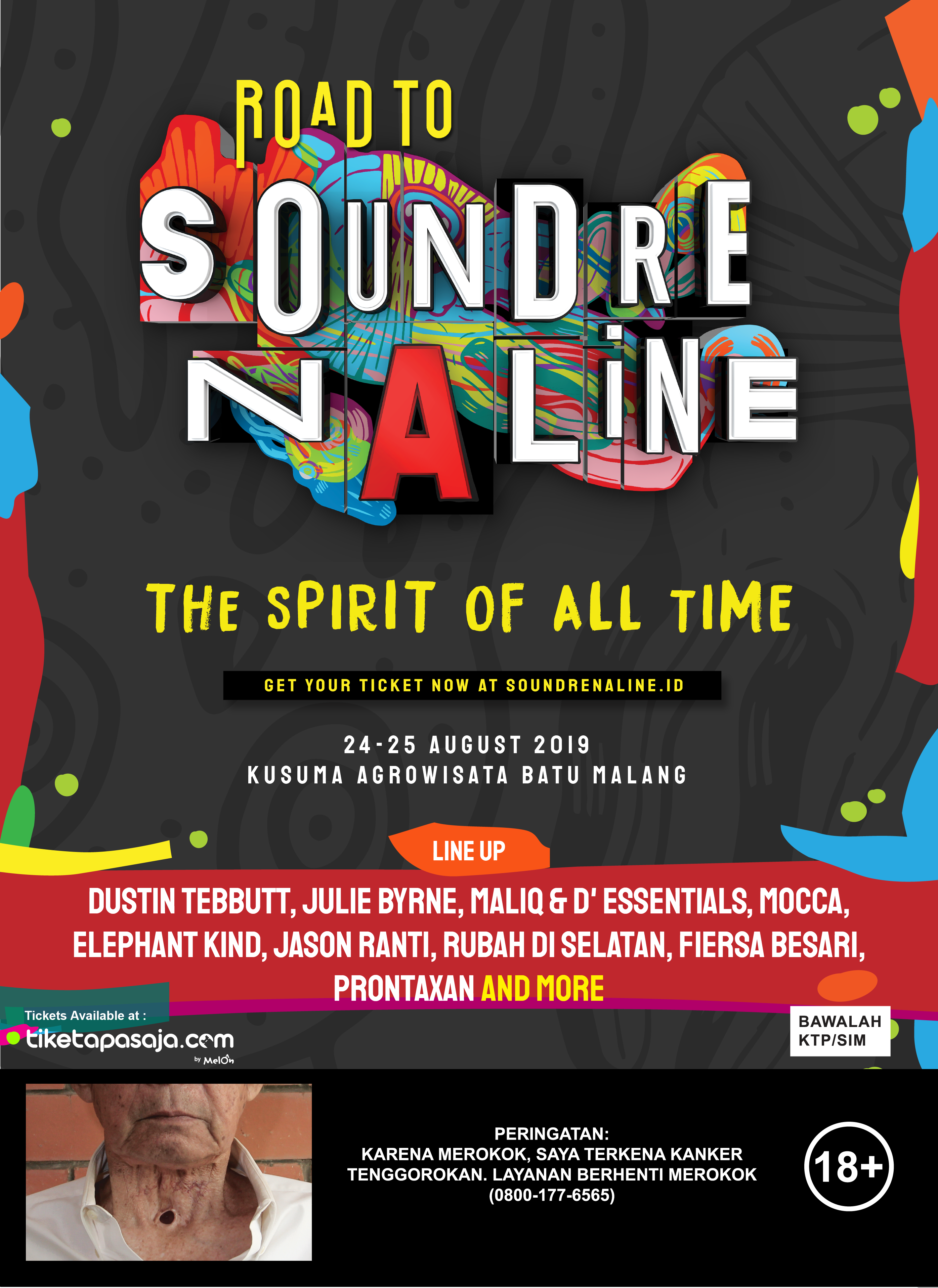 Road To Soundrenaline 2019 - MALANG