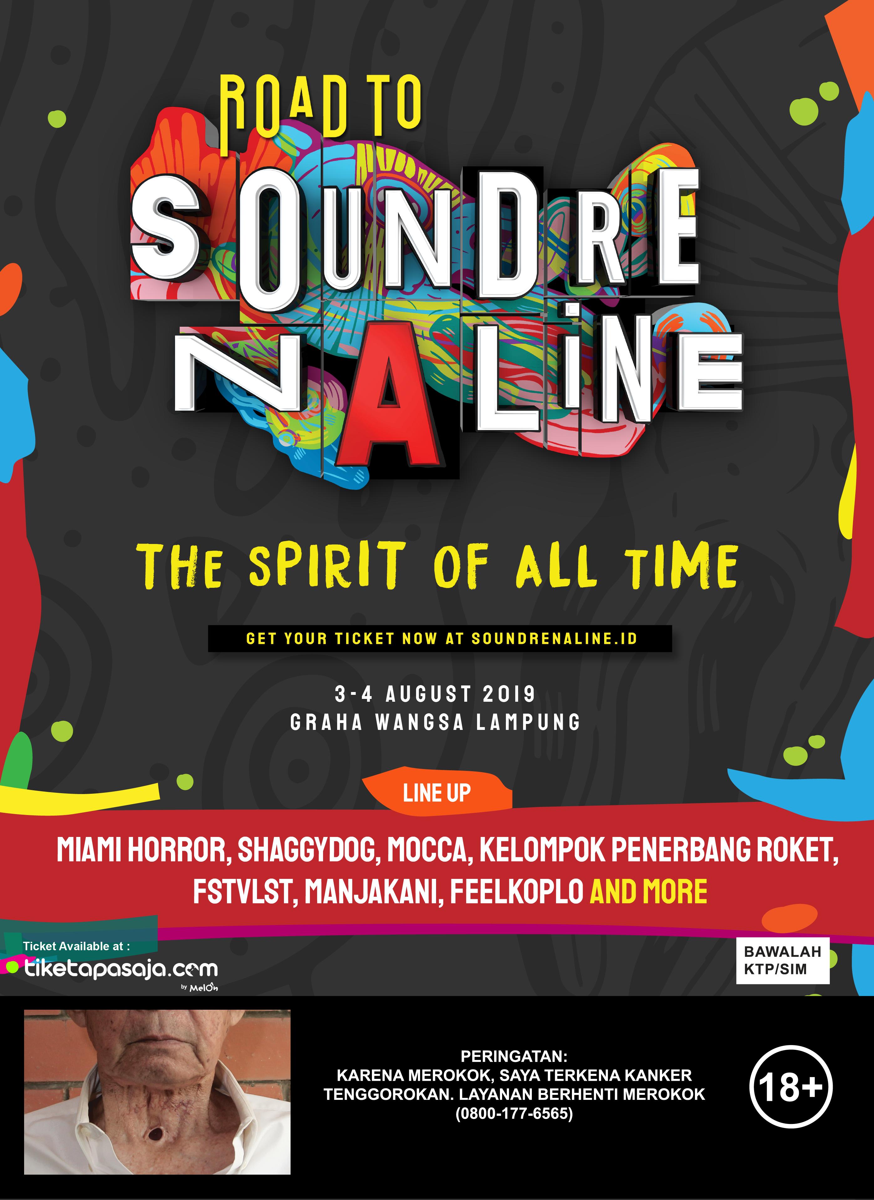 Road To Soundrenaline 2019 - LAMPUNG