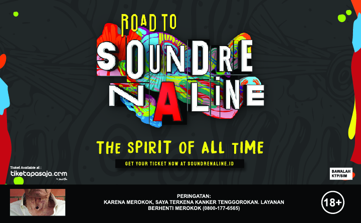 Road To Soundrenaline 2019 - BANDUNG