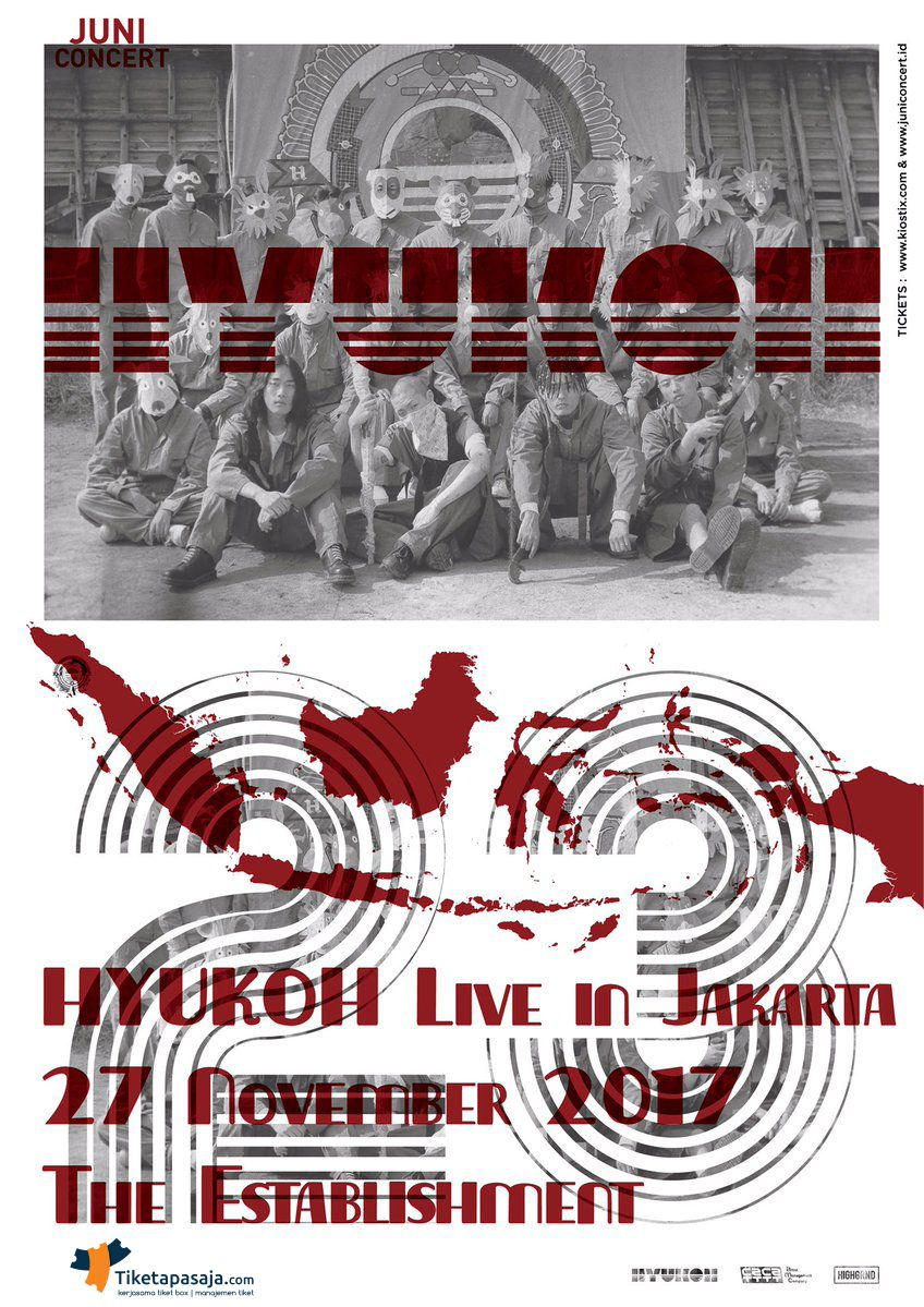 HYUKOH live in Jakarta