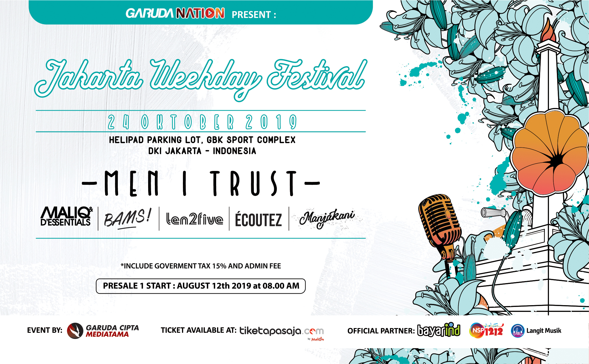 Jakarta Weekday Festival