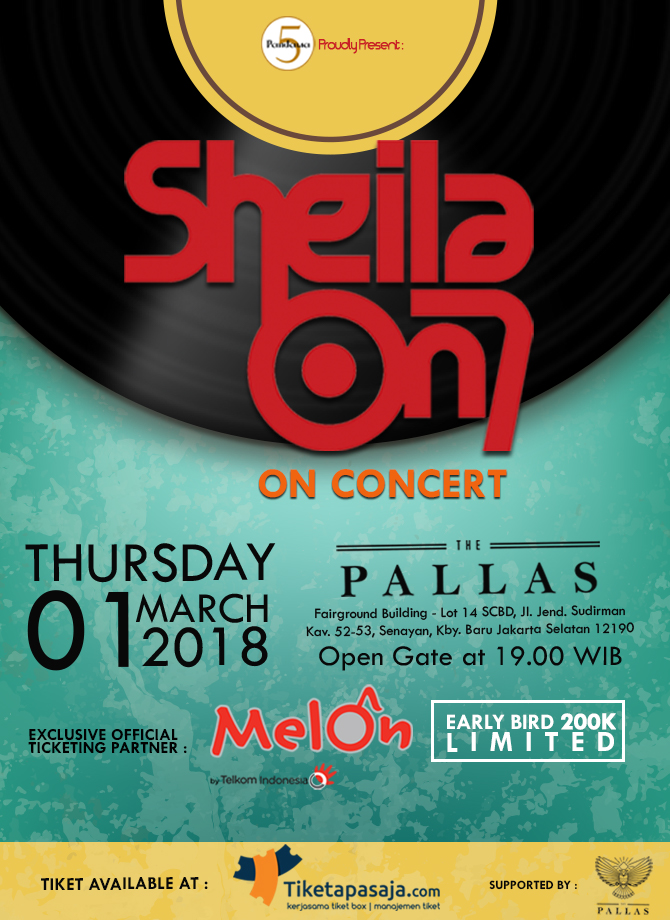 KONSER SHEILA ON 7
