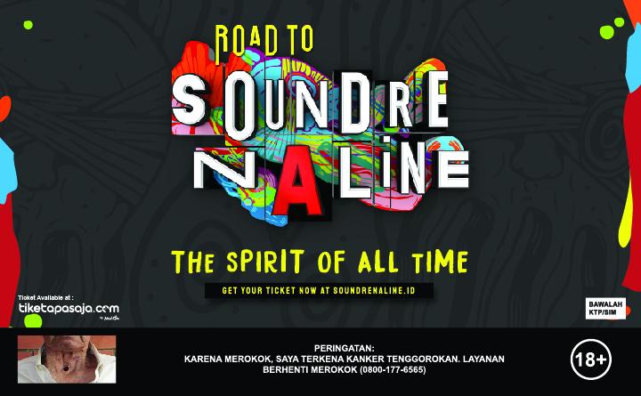 Road To Soundrenaline 2019 - SEMARANG